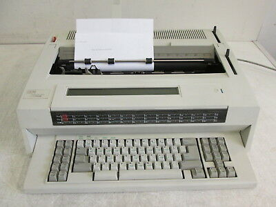 IBM Wheelwriter 3500 Electronic Typewriter by Lexmark