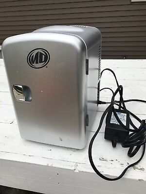 RARE Mountain Dew Coldmate Plus Micro Mini Refrigerator HOT COLD w/shelf