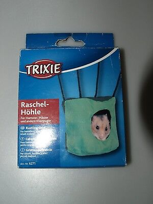 Trixie Rustling Cave, 9 X 10 Cm, Pack Of 4