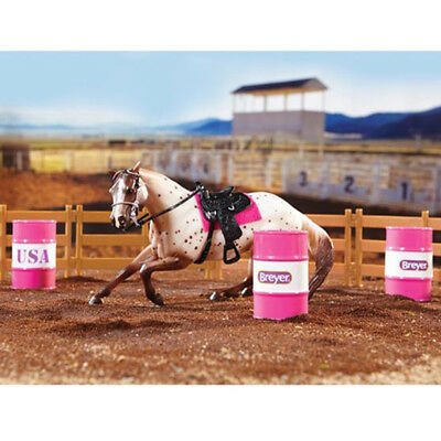 *Breyer Barrel Racing Set