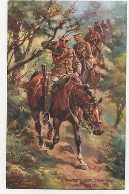 Postcards  Tuck 8890 1st King's Dragoon Guards A Dangeros Path