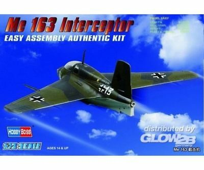 Hobby Boss 80238 Germany Me 163 Fighter in 1:72