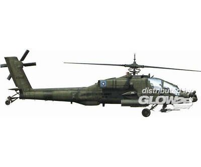 Hobby Boss 87218 AH-64A Apache Attack Helicopter in 1:72
