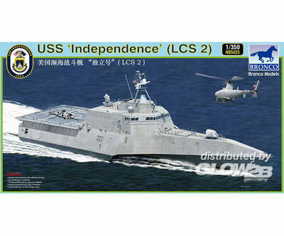 Bronco Models NB5025 LCS-2Independence in 1:350