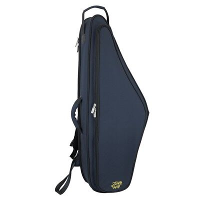 Tom and Will 36TS Padded Tenor Sax Bag - Blue