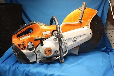 Stihl TS500i Gas Pro Cut Off Demo Saw Concrete Saw