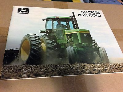 John Deere Brochures Lot #6