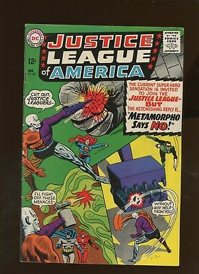 Justice League of America 42 FN+ 6.5 * 1 Book Lot * 1st Unimaginable!!!
