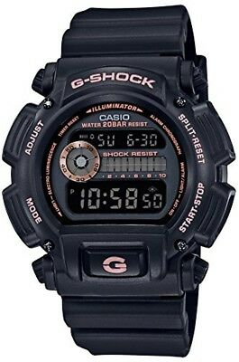 2017 NEW CASIO Watch G-SHOCK BLACK & GOLD DW-9052GBX-1A4JF Men's