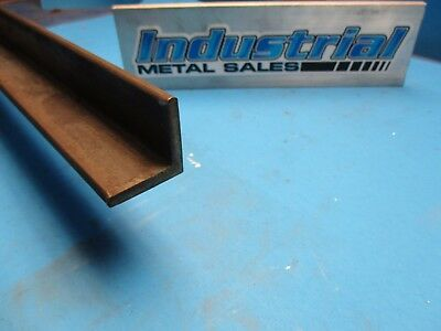 "A-36 Hot Rolled Steel Angle 1-1/2"" x 1-1/2"" x 12"" x 1/4"" Thick-->ANGLE IRON"