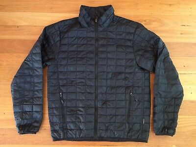 The North Face mens Thermoball full zip jacket - Size M