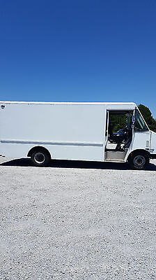 Workhorse Utilimaster Step Van Food Truck only 51k miles Super NIce and clean