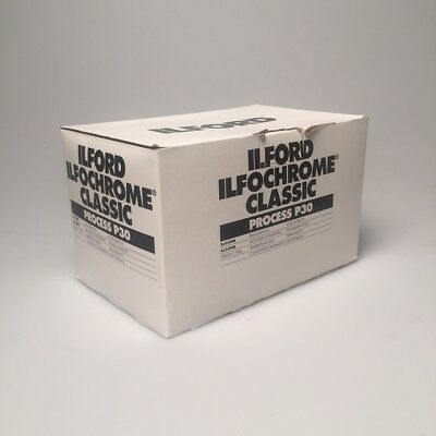 Ilford Ilfochrome P30 Full 2 Liter Processing Kit