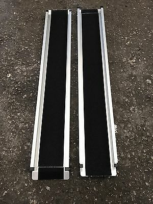 7ft Telescopic Ramps(never Used)