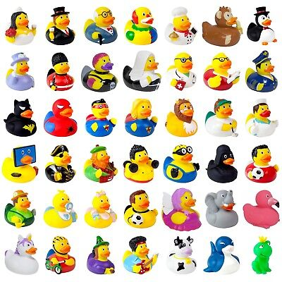 Rubber Duck Bathtime Bath Play Toys Novelty Decoration Collectables Kids Gift