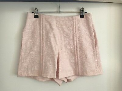 Seed Women's Pink Tailored Shorts Size 8 Excellent Condition