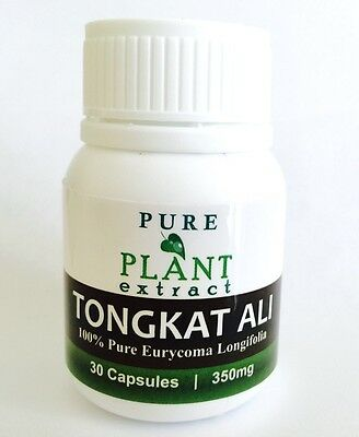 * UK SELLER * Tongkat Ali Pure 100% ROOT EXTRACT - SUPER STRENGTH LONGJACK MENS