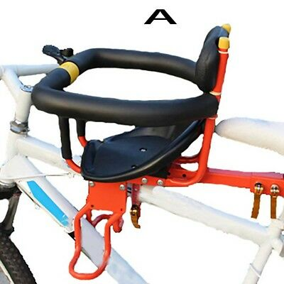 Safety Baby Child Kids Bicycle Bike Front Seat Chair Carrier Sport Seats New