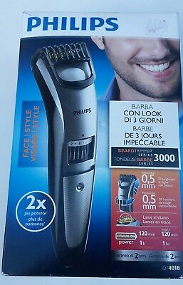 Tondeuse a barbe Philips Qt4018