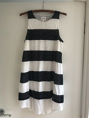 Seed Women's Summer Striped Top Size M Excellent Condition