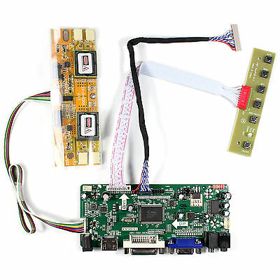 Good Vga Lcd Controller Board 15 1024x768 Lq150x1lg96 1050cd M2 Lcd Panel Back To Search Resultsconsumer Electronics