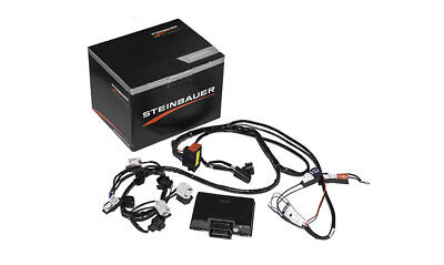 Steinbauer performance upgrade for BMW 25d, 30d, 35d E9X, F10/11, 740d, 750d, X6