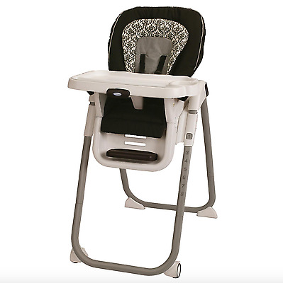 Graco Tablefit 8-Position Baby Infant Highchair Rittenhouse, FreeShip