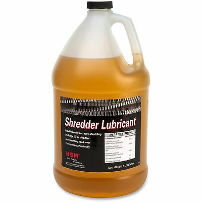 HSM Shredder Lubricant One Gallon 315