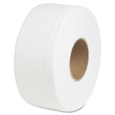 "Special Buy Bath Tissue Roll Jumbo 3-1/2""x650' Roll 12/CT White JRT"