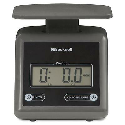 "Avery Weigh-Tronix Electronic Postal Scale 7 lb Cap. 5-3/5""x6-4/5""x5-1/2"" Gray"