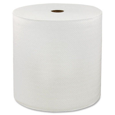 LoCor Hardwound Roll Towels 1-Ply 6RL/CT White 46898