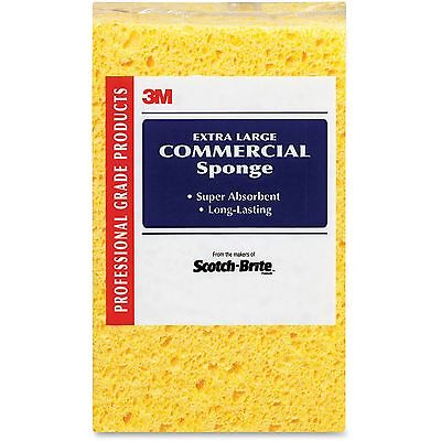 Scotch-Brite Large Commercial Sponge Yellow 07456