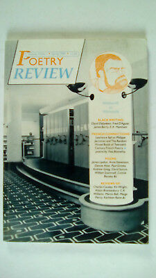 Poetry Review Magazine 1989 Spring Volume 79 Number 1