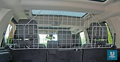 Peugeot 3008 16-17 Headrest Mesh Dog Guard