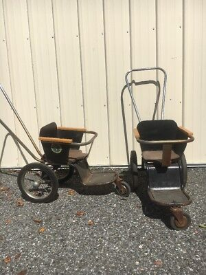 Vintage Philadelphia Zoo Rare Toddler Stroller/Cart