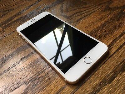 Apple iPhone 6 Plus - 64GB - Gold (AT&T) - includes 5 cases