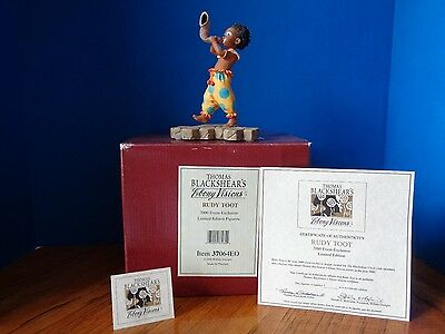 Thomas Blackshear Jamboree Parade – Rudy Toot - 2000 Event Exclusive - #37064Eo