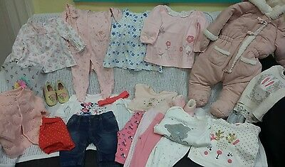 Baby girl clothing bundle 3-6 months.Fantastic condition!