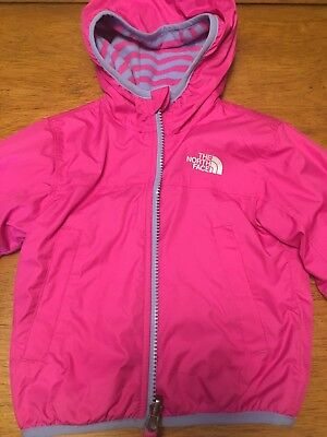 The North Face Coat.  Size 12-18 Months. Girls. Excellent Shape. Reversible