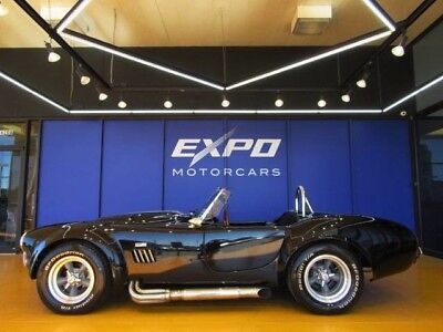 1967 Ford Other  1967 Ford Shelby Cobra Replica 427 Edelbrock American Racing Wheels Automatic