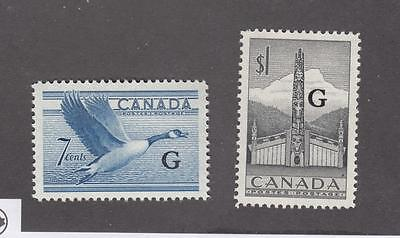 Canada Back Of The Book Issues Vf-Mnh/mlh Used Cat Value $675+++