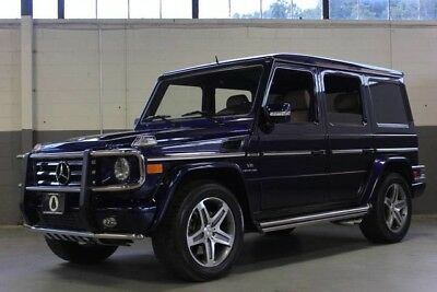 2009 Mercedes-Benz G-Class  2009 MERCEDES-BENZ G55, ONLY 35,635 MILES, JUST SERVICED, SPECIAL COLOR!!!