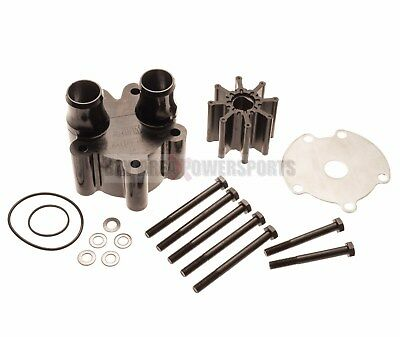 Mercruiser Sea Water Pump Rebuild Repair Kit Impeller Housing 46-807151A14 New