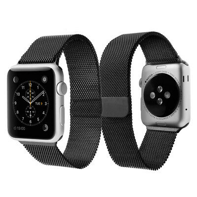 Spigen® Apple Watch [A300] 42mm Milanese Band Milanese Loop for Apple Watch