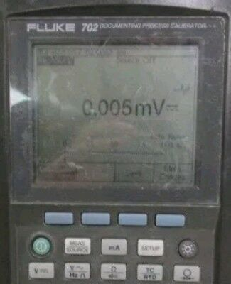 Fluke 702 Documenting Process Calibrator needs Replacement Power Adapter 753 744
