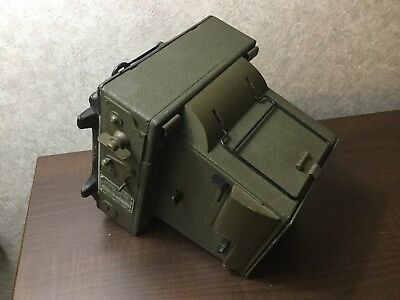 Wwii Us Navy Combat Camera Folmer Graflex