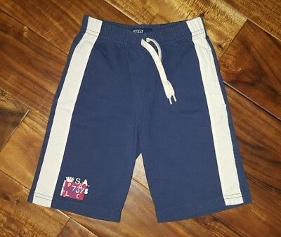 POLO Ralph Lauren Toddler Boy's Navy Cotton Casual Shorts size 4T
