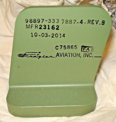 Aerospace C130 Structural Components - p/n 3337887-4 - NEW