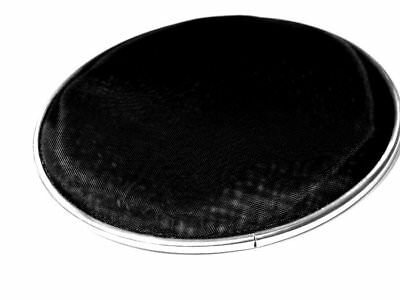Prism SS Mesh Electronic Drum Quiet Heads 3Ply Black Roland & Alesis Replacement