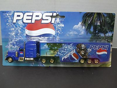 Collectible Pepsi Cola Semi Truck, Ho Scale Train Set. Pepsi Cup